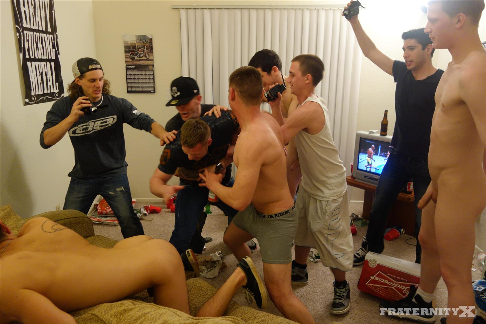Fraternity X Brad Pledge Takes 5 Bareback Cocks Up The Ass Amateur Gay Porn 48 Fraternity Pledge Takes 5 Bareback Cocks Up The Ass