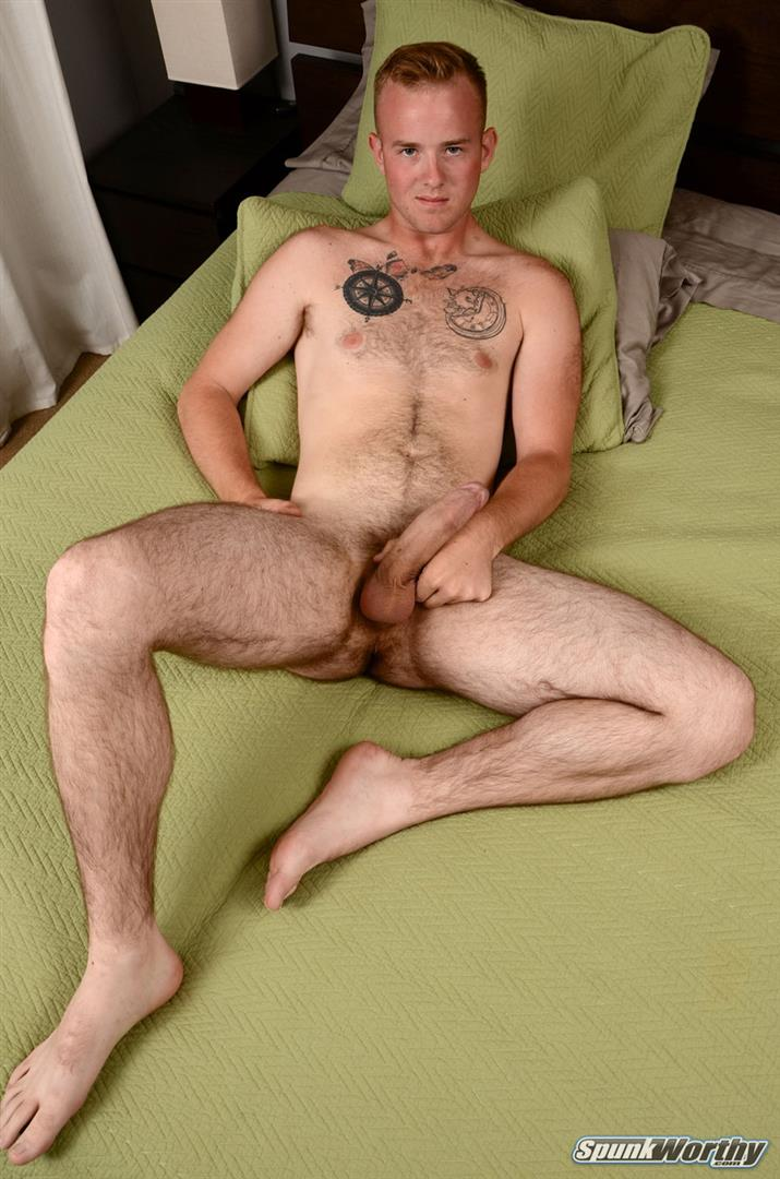 SpunkWorthy Kory Straight Hairy Marine Getting Blowjob From A Guy Amateur Gay Porn 25 Straight Hairy 19 Year Old Marine Gets A Blowjob From A Guy