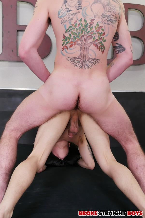 Broke-Straight-Boys-Cage-Kafig-and-Tyler-White-Twinks-Barebacking-Hornet-Amateur-Gay-Porn-17 Tatted Straight Boys Flip Flop Barebacking For Cash