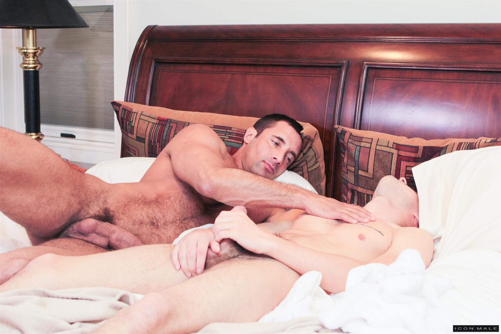 Icon-Male-Nick-Capra-and-Hunter-Hairy-Muscle-Daddy-Fucking-A-Twink-Page-Big-Uncut-Cock-Amateur-Gay-Porn-02 Twink Hunter Page Getting Fucked By Hairy Muscle Daddy Nick Capra