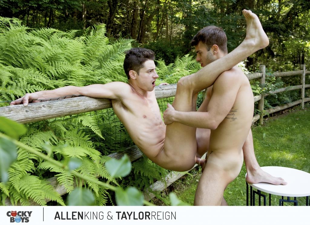 CockyBoys-Taylor-Reign-and-Allen-King-Big-Dick-Fucking-08 Getting Fucked This Summer At Camp CockyBoys
